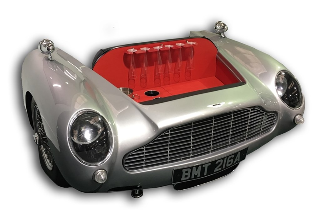 Lot 112 -  Aston Martin DB5 bar
