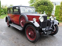 Navigate to Lot 348 - 1932 Talbot AU14/45 Four-dr Weyman Panelled Saloon by Darracq
