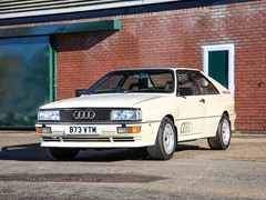 Navigate to Lot 324 - 1984 Audi UR Quattro