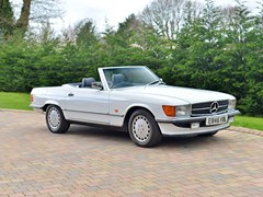 Navigate to Lot 245 - 1987 Mercedes-Benz 300 SL Roadster