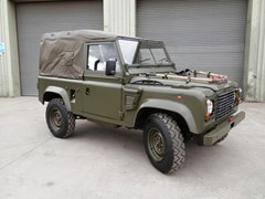 Navigate to Lot 377 - 1998 Land Rover 90 Wolf XD