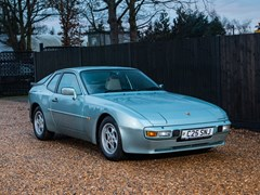 Navigate to Lot 193 - 1986 Porsche 944