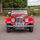 Ref 92 1954 MG TF DL -