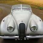 Ref 21 1951 Jaguar XK120 Roadster -