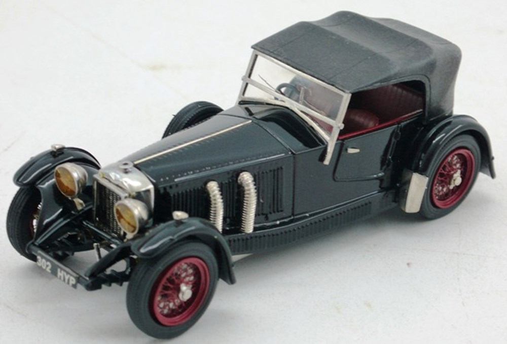 Lot 35 - A 1932 Invicta model.