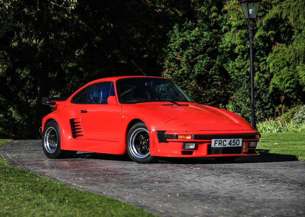 Lot 285 - 1986 Porsche 935 by DP Motorsport
