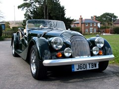 Navigate to Lot 11 - 1991 Morgan Plus 4 Lowline Two Seater Roadster