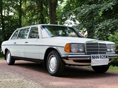 Navigate to Lot 201 - 1981 Mercedes-Benz 250 Long Wheelbase Limousine