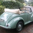 1950 Morris Minor Lowlight Convertible -