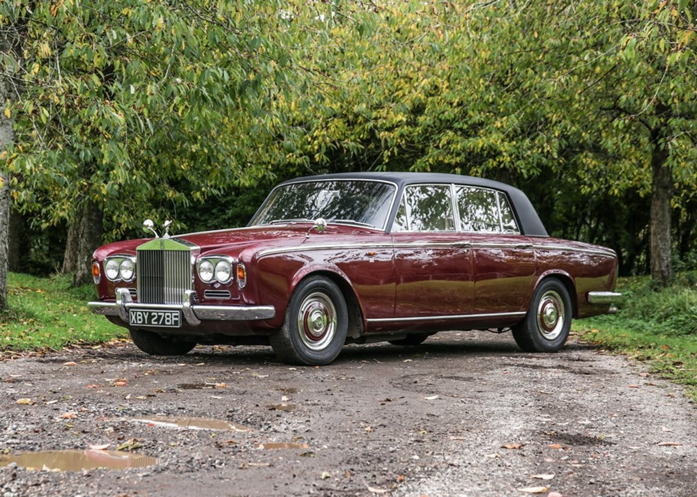 Lot 223 - 1968 Rolls-Royce Silver Shadow I