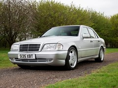 Navigate to Lot 133 - 1998 Mercedes-Benz C 43 AMG