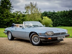 Navigate to Lot 273 - 1988 Jaguar XJS Convertible (5.3 litre)