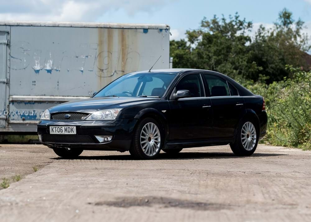 Lot 282 - 2006 Ford Mondeo ST TDCI