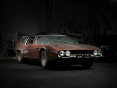 Navigate to Lot 303 - 1972 Lamborghini Espada Series II