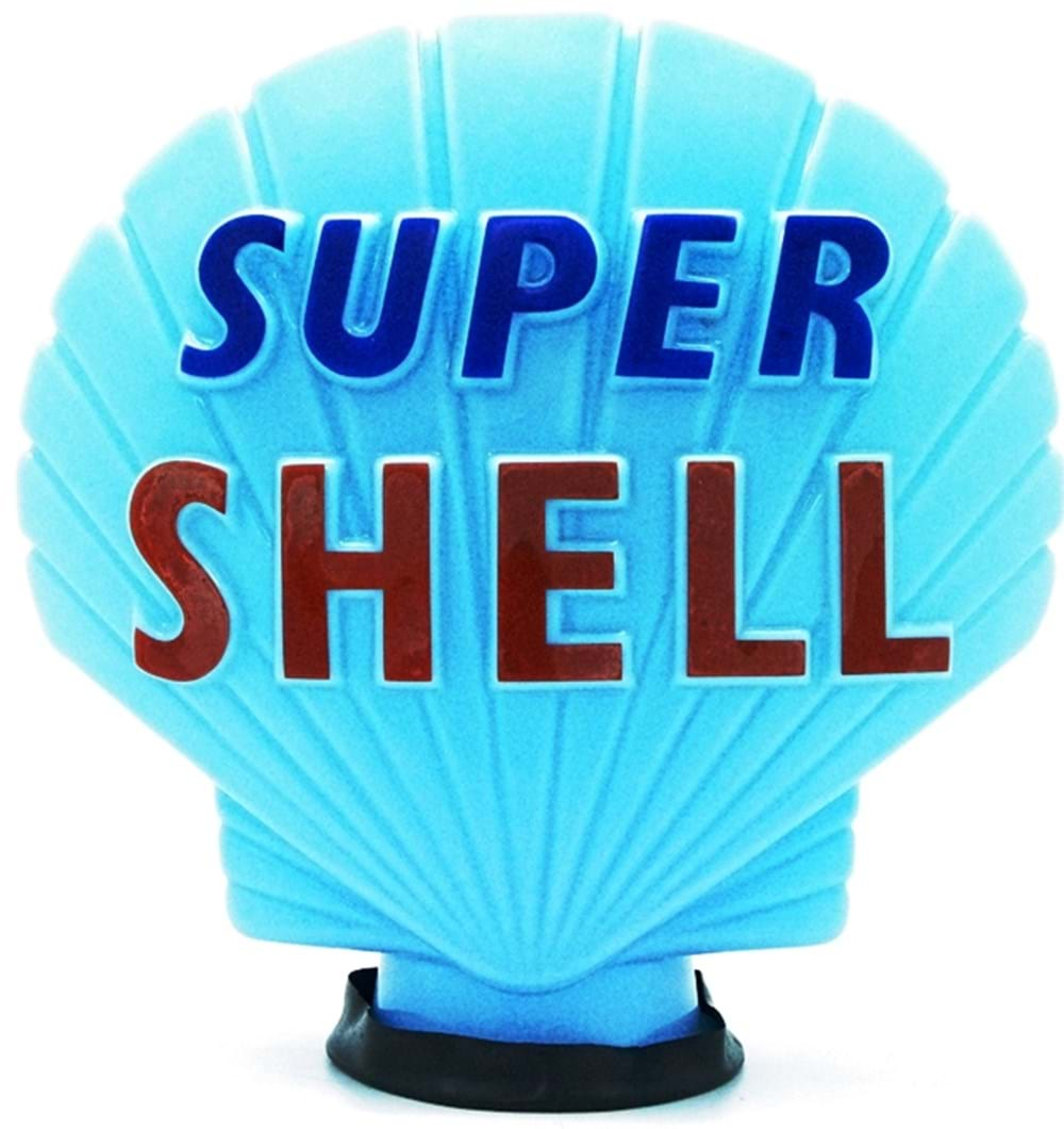 Lot 46 - A Shell petrol globe.