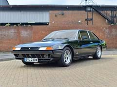 Navigate to Lot 143 - 1981 Ferrari 400i 2+2 Coupé