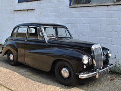 Navigate to Lot 134 - 1948 Daimler Conquest Century Mk.II Saloon