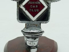 Navigate to Junior Car Club badge