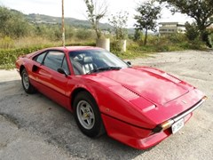 Navigate to Lot 245 - 1981 Ferrari 208GTB