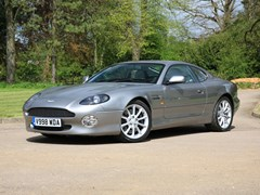 Navigate to Lot 143 - 2000 Aston Martin DB7 Vantage