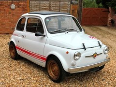 Navigate to Lot 134 - 1974 Abarth Abarth 595