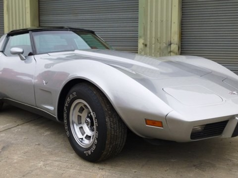 1979 Chevrolet Corvette Targa-Top