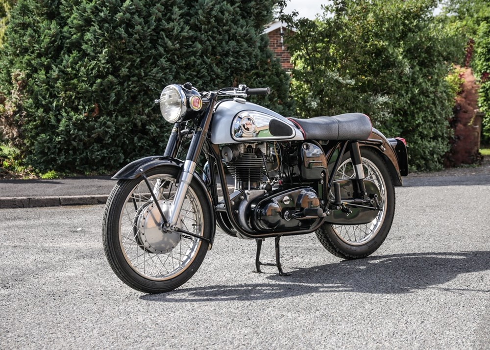 Lot 113 - 1959 Norton Model 50 (350cc)