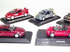 Navigate to European and merican model cars