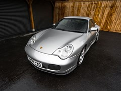 Navigate to Lot 289 - 2003 Porsche 911 / 996 Turbo