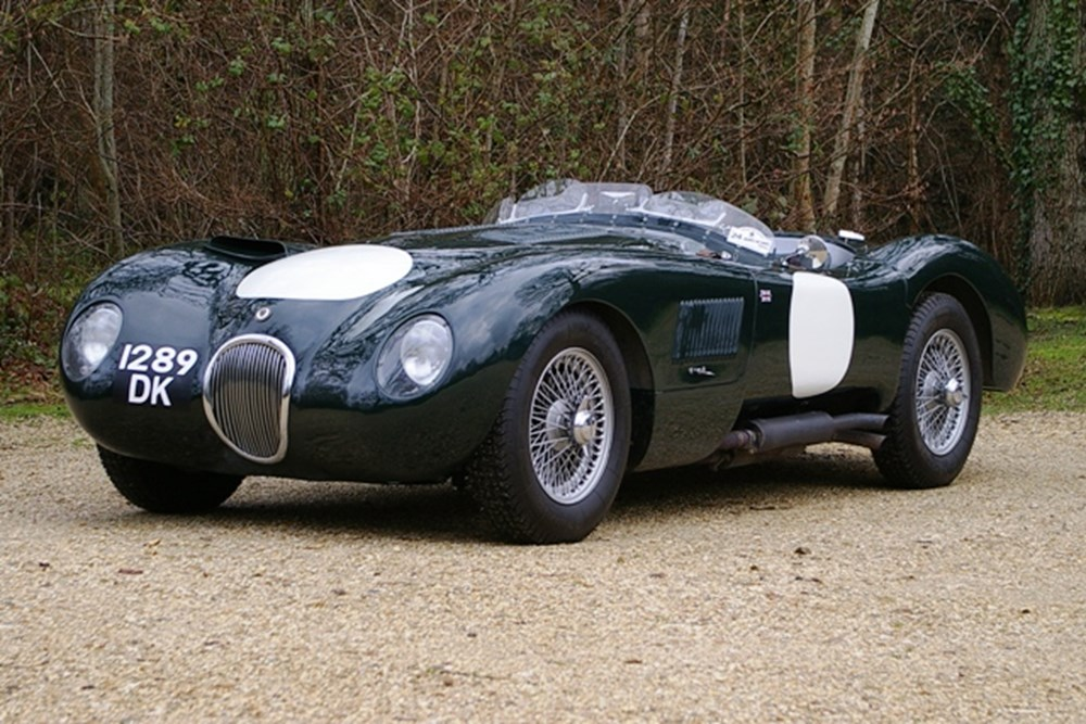 Lot 242 - 1996 Jaguar C-Type Recreation by CERA