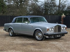 Navigate to Lot 136 - 1978 Rolls-Royce Silver Wraith II