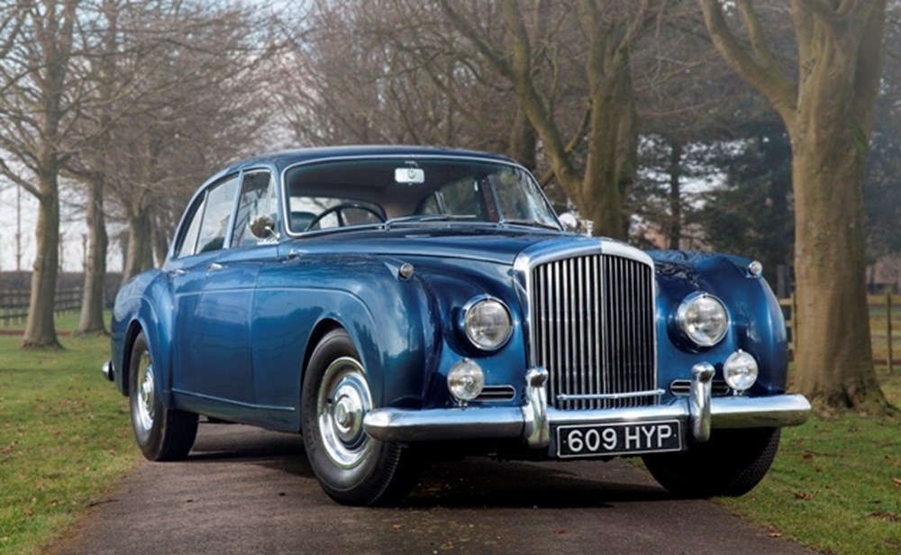Lot 264 - 1957 Bentley SI Continental Saloon by HJ Mulliner