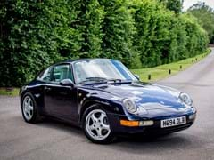Navigate to Lot 148 - 1995 Porsche 911 / 993 Carrera