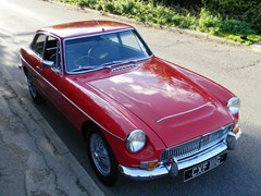 Navigate to Lot 220 - 1968 12990 C GT Automatic