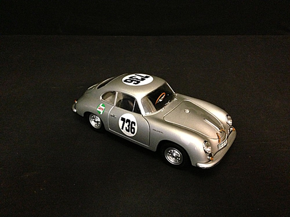 Lot 060 - 1958 Porsche 356A 1600GS Carrera GT model
