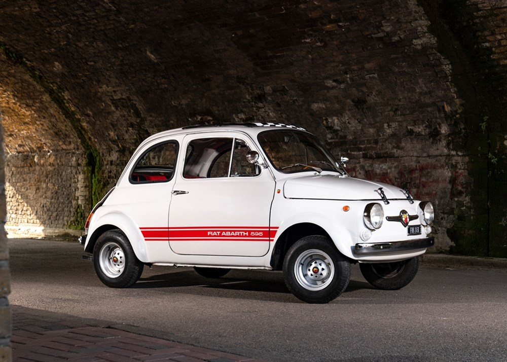 Lot 134 - 1972 Fiat 500 Abarth Evocation