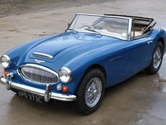 Navigate to Lot 154 - 1965 Austin-Healey 3000 Mk. III BJ8