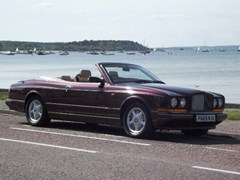 Navigate to Lot 258 - 1997 Bentley Azure