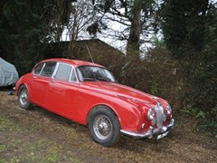 Navigate to Lot 102 - 1968 Jaguar Mk.II Saloon (2.4 litre)