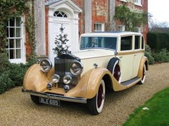 Navigate to Lot 239 - 1934  Rolls-Royce Phantom II Limousine by Barker