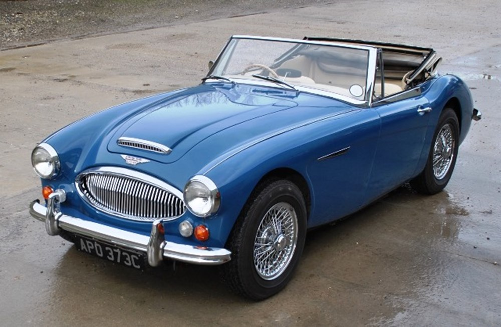Lot 154 - 1965 Austin-Healey 3000 Mk. III BJ8
