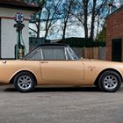 REF 42 1963 Sunbeam Alpine SIII Gran Tourismo GT 'The Tiger Eater' -
