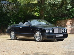 Navigate to Lot 299 - 2006 Bentley Azure