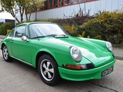 Navigate to Lot 240 - 1971 Porsche 911T Restoration