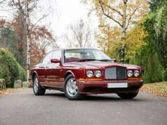 Navigate to Lot 178 - 1994 Bentley Continental R