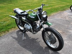 Navigate to Lot 312 - 1964 Harley-Davidson Aermacchi 250 Sprint H Model