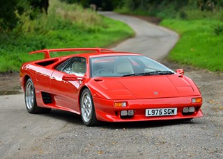 Supercar Royalty comes to sale
