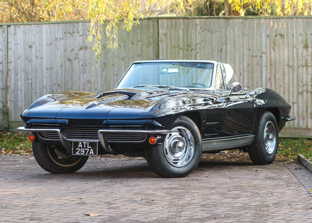 Lot 128 - 1963 Chevrolet Corvette C2 Convertible