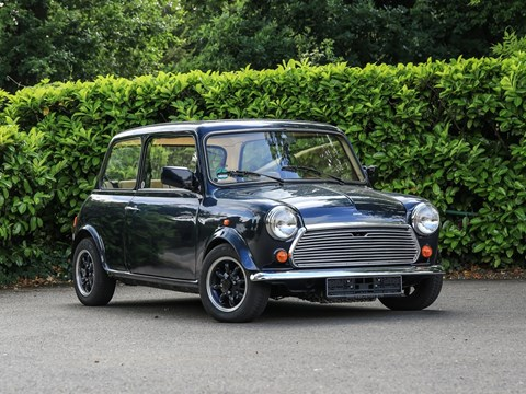Ref 45 1991 Rover Mini Mk. II – Mini de Ville by Radford