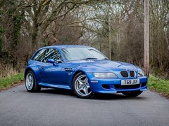 Navigate to Lot 160 - 1999 BMW Z3M Coupé